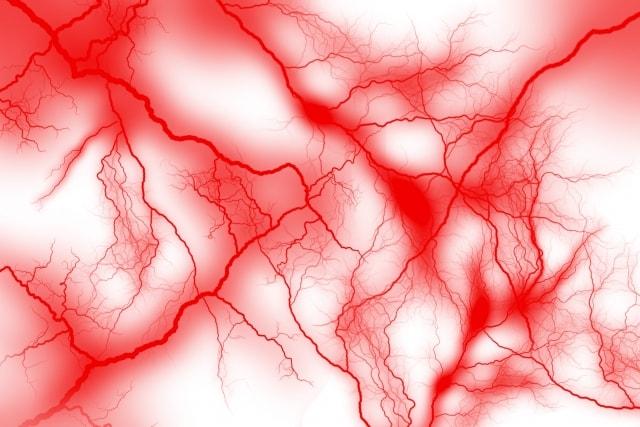 加齢により減少する毛細血管にもコアヒートがおすすめ。エレール様